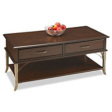 Bordeaux Two Drawer Coffee Table, HOT-10816