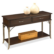Bordeaux Two Drawer Sofa Table, HOT-10817