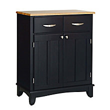"Buffet with Wood Top- 29.25""W, 8801337"