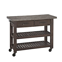 Concrete Chic Kitchen Cart, 8801351