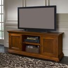 Warm Oak Finish Widescreen TV Stand, HOT-5527-12