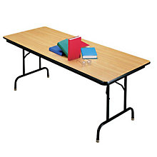 "Folding Table - 96"" x 24"", KRU-TH-8"