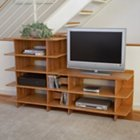Bamboo Compact Entertainment Center, OFG-EF0056