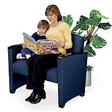 Savoy Bariatric Chair - Designer Upholstery, LES-G1801FV