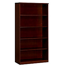 Corsica Five Shelf Bookcase, 8804057