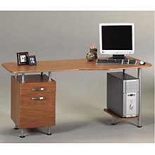 PC Desk with File, MAL-905