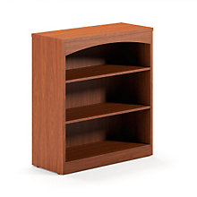 Three Shelf Bookcase, MAL-10211