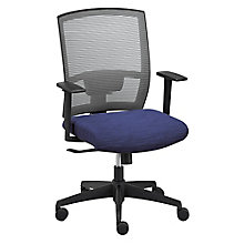 Mid Back Executive Chair with Memory Foam, 8802382