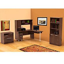 Truffle Finish Office Grouping, OFG-EX0029