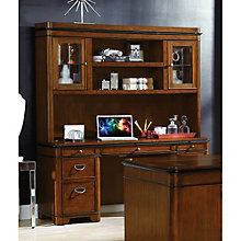 "Kensington Credenza and Hutch Set - 68""W, 8801996"