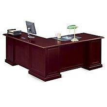"L-Desk with Right Return - 72""W, 8802548"