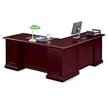 "L-Desk with Left Return - 72""W, 8802549"
