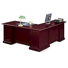 "L-Desk with Left Return - 72""W, 8802549"