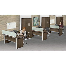 Three L-Desk Office Set, 8804491