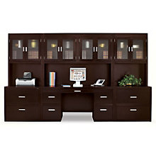 Credenza and File Wall Unit, MRN-10756
