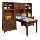 Tribeca Loft Cherry Home Office Group, OFG-PW1000