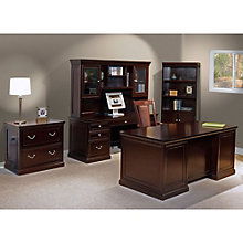 Espresso Five Piece Executive Office, OFG-EX1165