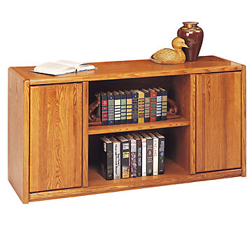 Medium Oak Storage Credenza, OO672/X