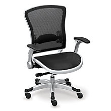 Computer Chair in Vertical Mesh, OFF-10543