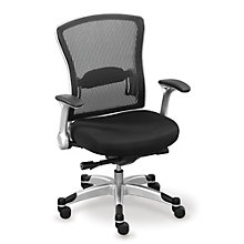 Memory Foam Seat Computer Chair with Mesh Back, OFF-10544