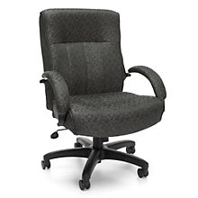 Big and Tall Mid Back Executive Chair, OFM-711