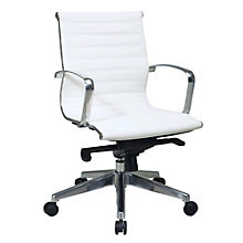 Modern Mid Back Task Chair, OFF-10454