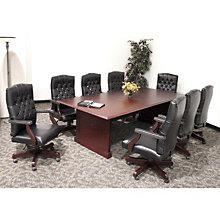 "Traditional Rectangular Conference Table - 96"" x 48"", REN-85096-8001"