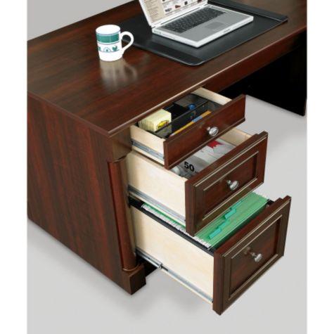 Palladia L Desk Right Return 65 Quot W By Sauder