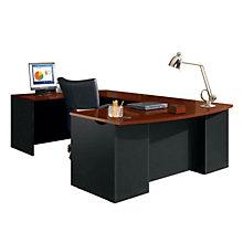 Via Bow Front U-Desk, OFG-UD1083