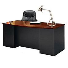 Via Bow Front Executive Desk, OFG-DS0022