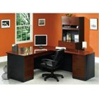 Via L-Desk and Lateral File with Hutch Set, OFG-EX1103