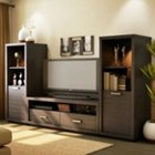 Skyline Chocolate Entertainment Center, OFG-EF0049