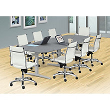 "Conference Table with T-Legs - 117""W, 8802335"