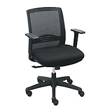 Set of 4  Mesh Conference Chairs, 8804190