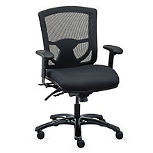 24/7 Mesh Back Ergonomic Computer Chair in Fabric, RMT-11046