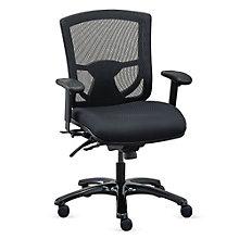 24/7 Mesh Back Ergonomic Computer Chair in Fabric, RMT-11046