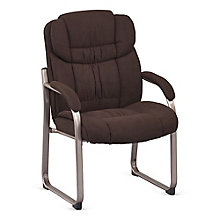 Fabric Guest Chair with Sled Base, 8802436