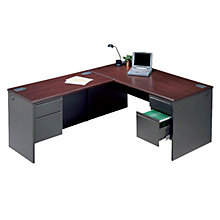 L-Desk with Left Return, OFG-LD1117