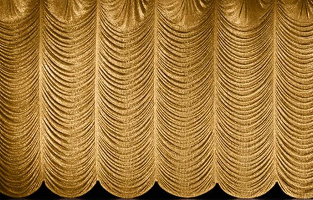 Austrian Curtain Rentals From Rose Brand