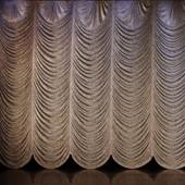 Frazzle-Austrian-Curtain-Silver