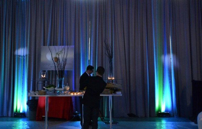 Curtain, Drapery & Swag Rentals from Rose Brand