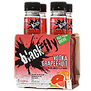 Image du produit Black Fly Vodka Grapefruit 4x400ml