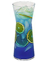 Image for cocktail Blue Wind, punch version