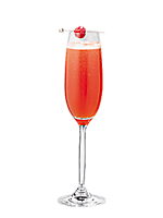 Photo du cocktail Bellini aux Framboises