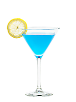 Photo du cocktail Blue devil