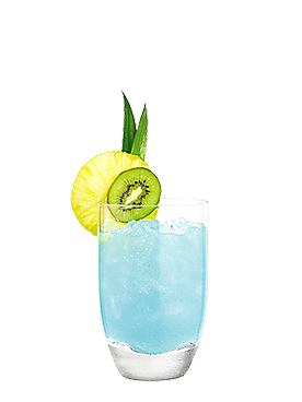Photo du cocktail Blue wave