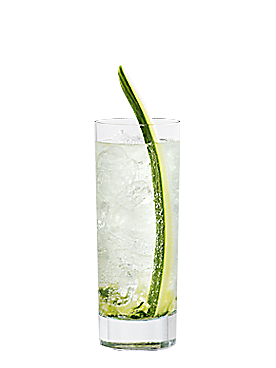 Photo du cocktail Cucumber Collins