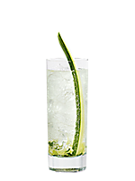 Image for cocktail Cucumber Collins