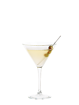 Photo du cocktail Dirty martini
