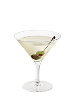 Photo du cocktail Dry martini